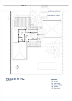 Casa Cachoeira 1a etapa - planta 02