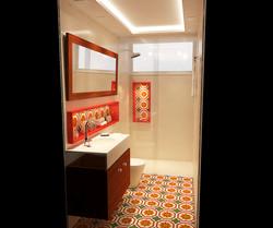 Projeto para o banheiro