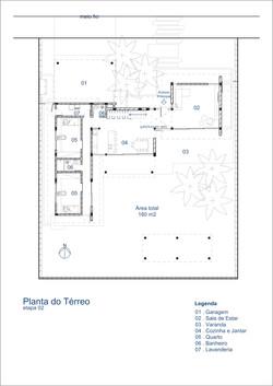Casa Cachoeira 2a etapa - planta 01