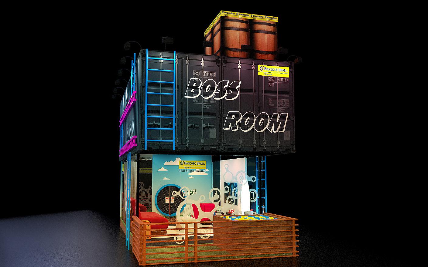 Boss Room - Banco do Brasil