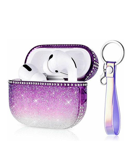 Glitter Case for AirPods Pro - 5 Colors