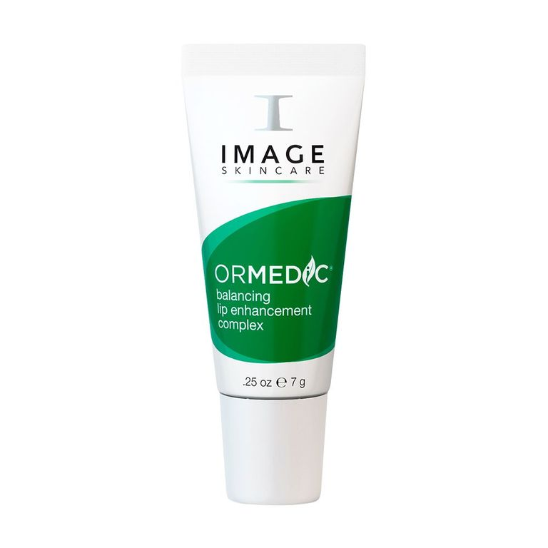 """IMAGE Skincare Ormedic Balancing Lip Enhancement Complex amazon.com $20.00 SHOP NOW We don't throw around the term """"holy grail"""" lightly, but this is hands-down the absolute be-all, end-all lip treatment. This lip magic will drastically improve the condition of your lips, whether you're severely dehydrated and chapped, or you just want a little boost in volume."""