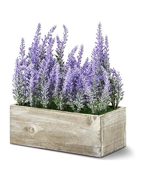 "Beautiful Lavender Plant ""Artificial"""