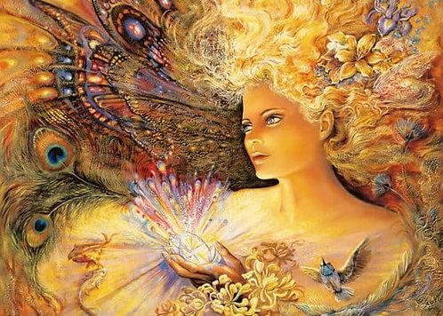 Ancient Goddess/ Fairy/ Gypsy - Group Ceremony! Love, Money & Peace
