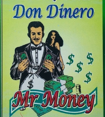 Mr Money The Lucky Don/ Money Drawing/ Business - JAN 24, 2021