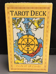 Tarot deck - Original design