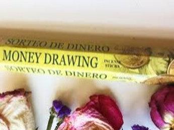 """Money Drawing"" Incense Sticks (20 stick pack)"