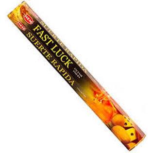 """Fast Luck"" Incense Sticks (1 Pack, 20 sticks)"
