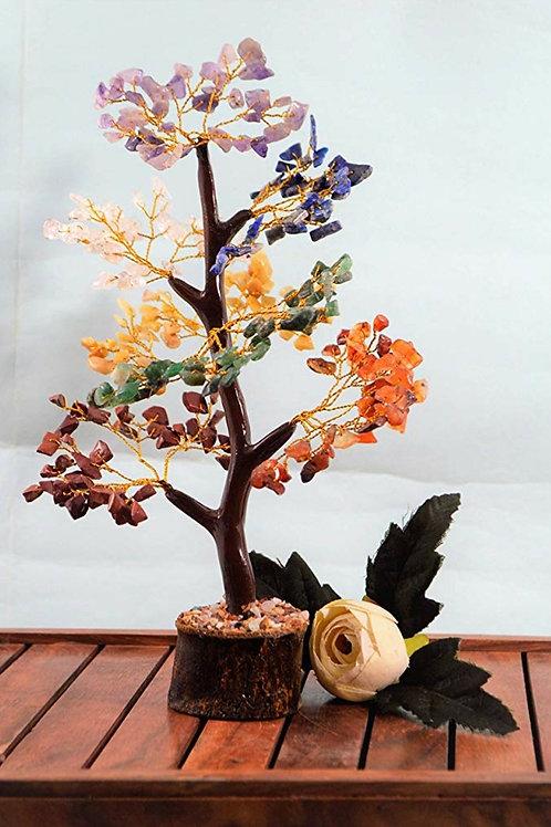 Sale! Crystal Money Tree - Good Luck Throat Chakra