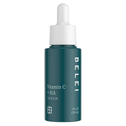 Belei Vitamin C + Hyaluronic Acid Serum amazon.com $35.00 SHOP NOW When we first heard Amazon was launching its own skincare line, we freaked. Affordable prices, 100% recyclable packaging, active ingredients, and 2-day shipping? Yes, please!   Our favorite product of the bunch is this vitamin C + HA serum, which blends two of our favorite ingredients: vitamin C and hyaluronic acid.