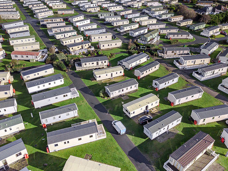 March 3, 2021 - Alternative Income Fund with Mobile Home Parks and Self Storage
