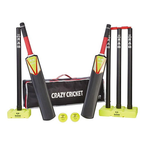 Crazy Cricket Set - Junior