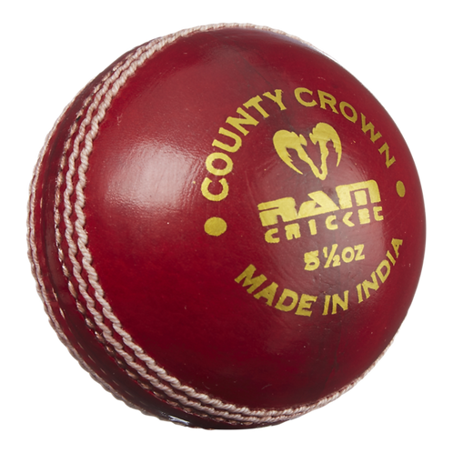 Ram Cricket County Crown Match Ball - Box of 6