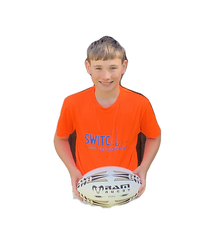 Switch Rugby T-shirt