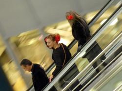 Torino, 2011, Tango in metropolitana