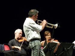 Torino, 2012, Paolo Fresu in concert