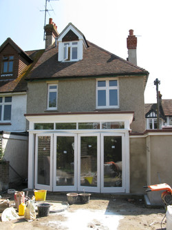THE NEW EXTENSION