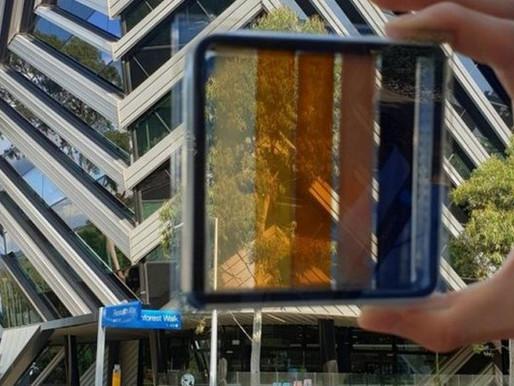 Un tout nouveau type de cellule photovoltaïque pourrait être utilisé dans les fenêtres