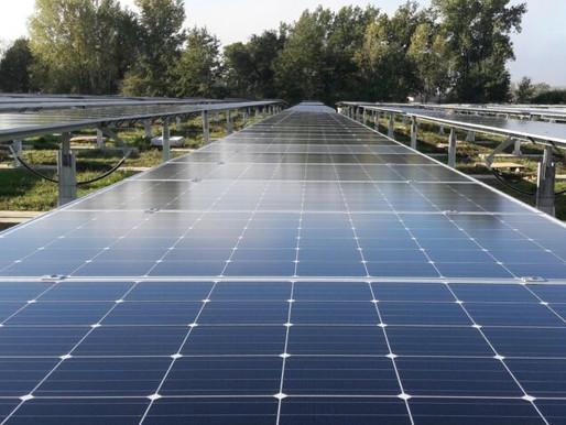 SAUVETERRE Une centrale photovoltaïque innovante unique en France pour 2022