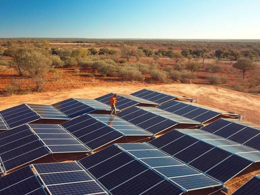 L'Australie, futur premier exportateur d'énergie solaire au monde ?