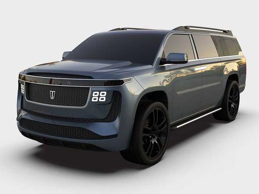 Triton Model H : cet énorme SUV électrique promet plus de 1000 km d'autonomie