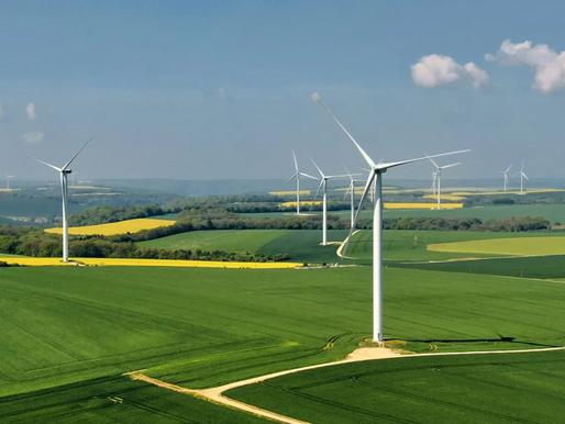 Comment les éoliennes françaises se préparent déjà à leur seconde vie