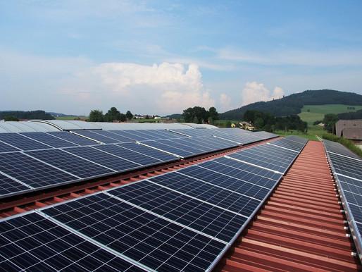 La baisse de la pollution booste-t-elle la production solaire en Europe ?