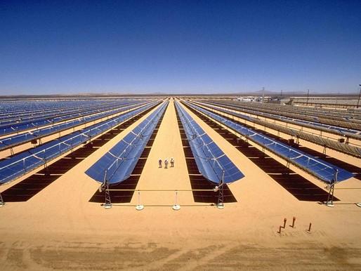 Energie solaire: L'Algérie prévoit de lancer un projet de 4000 MW à 3,6 Mds de dollars