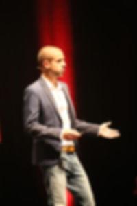 Paul Fontaine en conférence TEDx