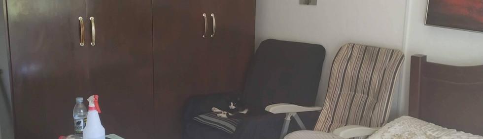 Vista opuesta del dorm principal