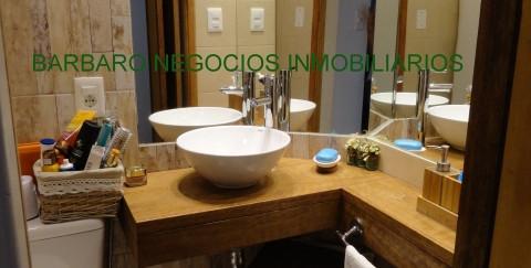 Baño del dormitorio de servicio
