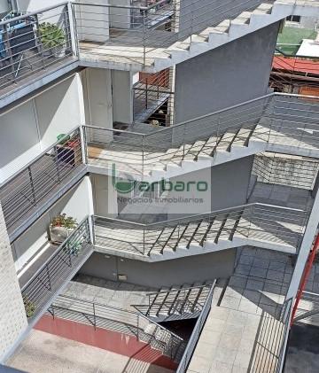 Vista del interior del edifcio