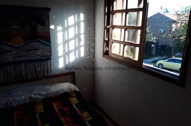 Dormitorio principal al frente