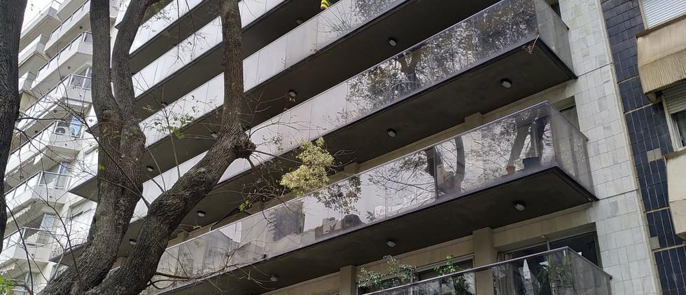 fachada del edificio