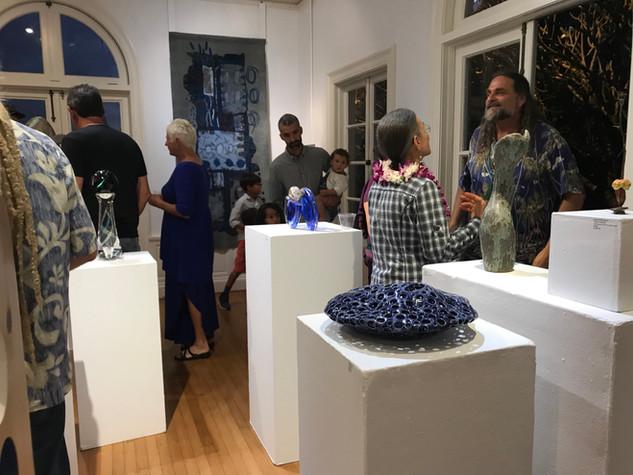 Opening Maui Artists 2018