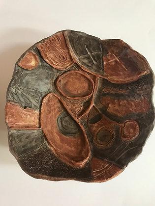 Brown Platter