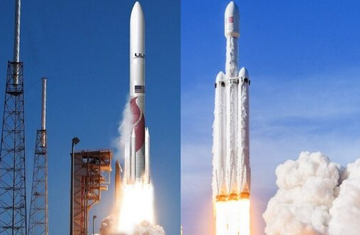 Congrats to SpaceX & United Launch Alliance
