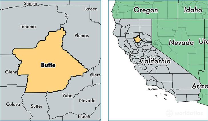 Delays in Butte, CA