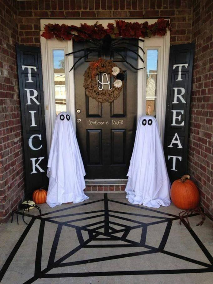 10 Diy Wooden Halloween Decoration Ideas