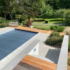 Passerelle pour piscine