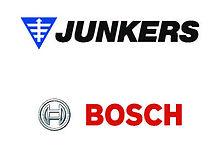 Logo marque Junkers Bosch