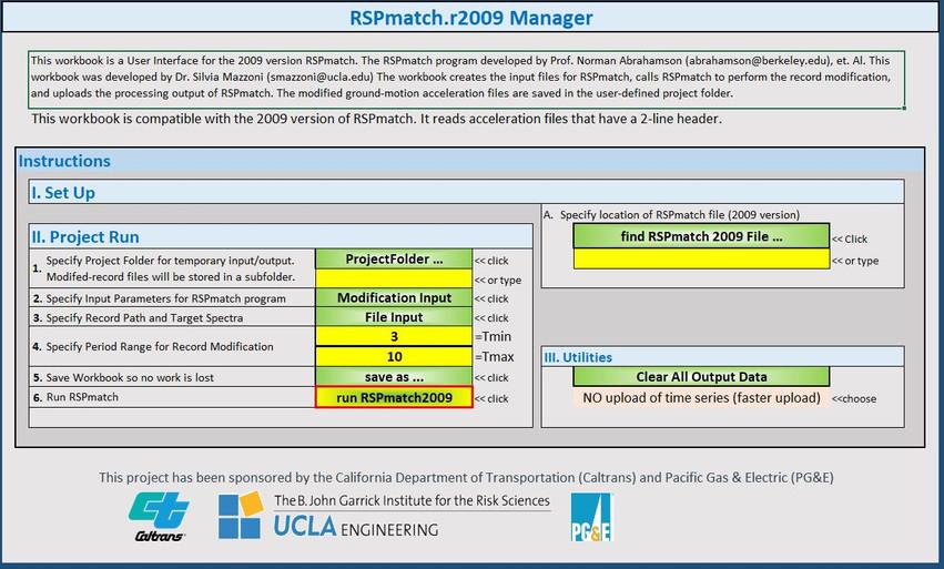 RSPMatch09 Tool  (link)