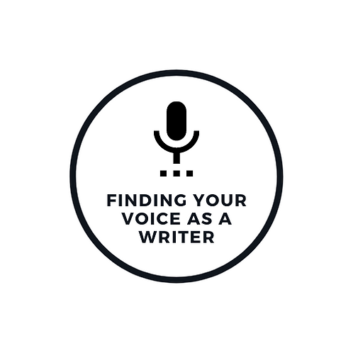 Finding Your Voice as a Writer