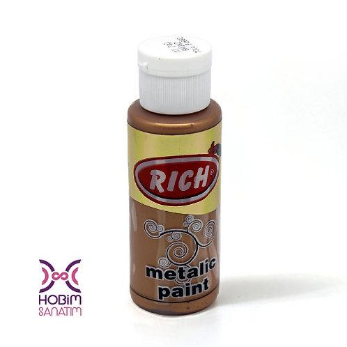 Metalik Akrilik - Bronz