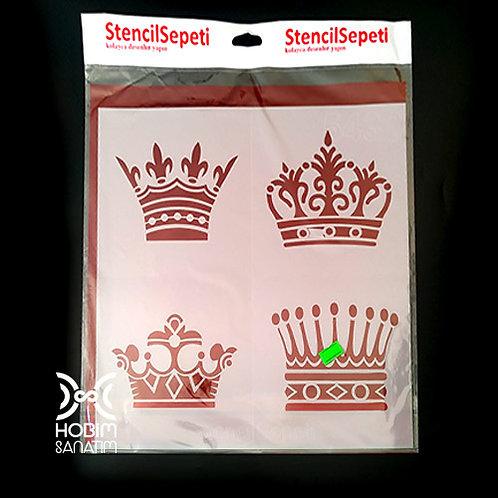 Stencil - Stencil Sepeti 5438