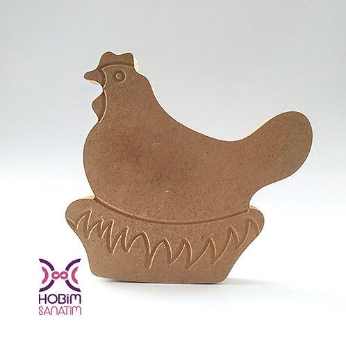 Tavuk Ham Ahşap