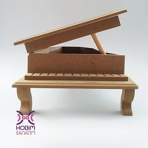 Ahşap Piyano