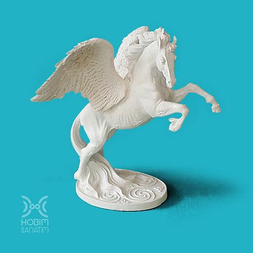 Pegasus Kanatlı at