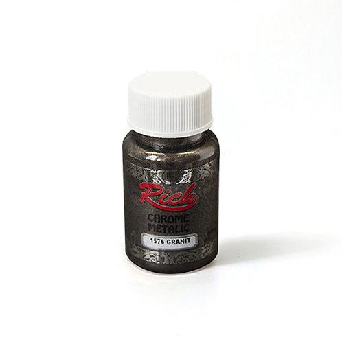 Chrome Metalik Boya - Granit