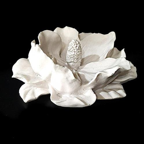 Çiçek Duvar Süsü  Polyester Obje